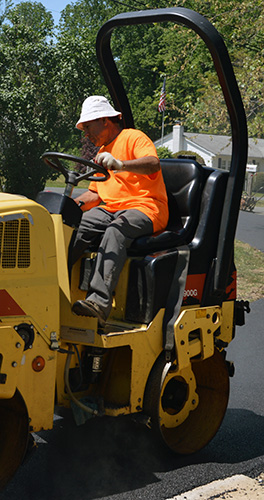 Baltimore-Paving-Contractorin Maryland